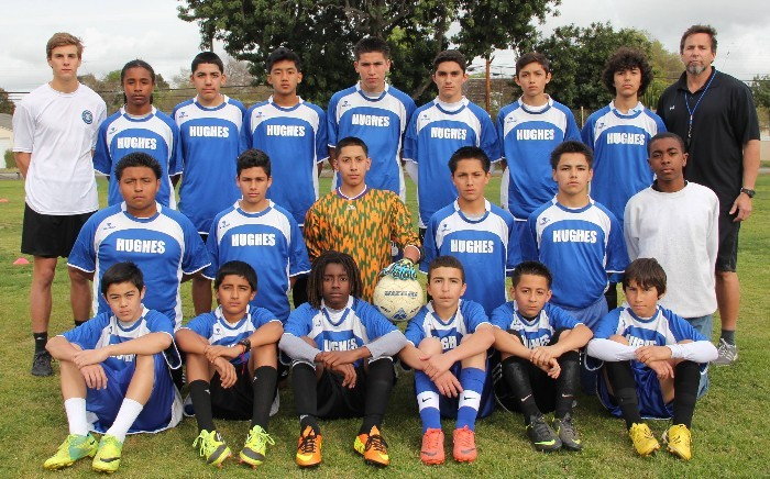 2013 Boys' Soccer Team