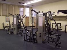 Hughes Weight Room